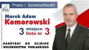 Marek Adam Komorowski